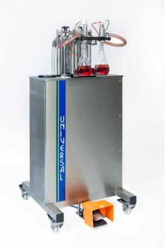Two or Four Head Volumetric Filling Machine (5ml - 1,300ml)